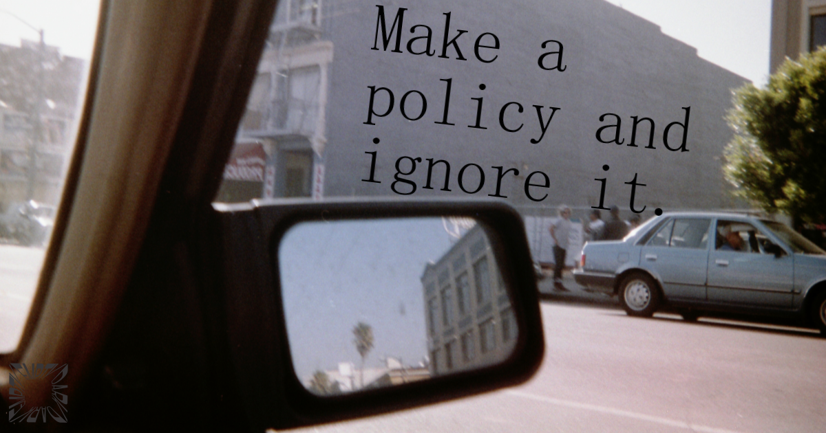 Make a Policy